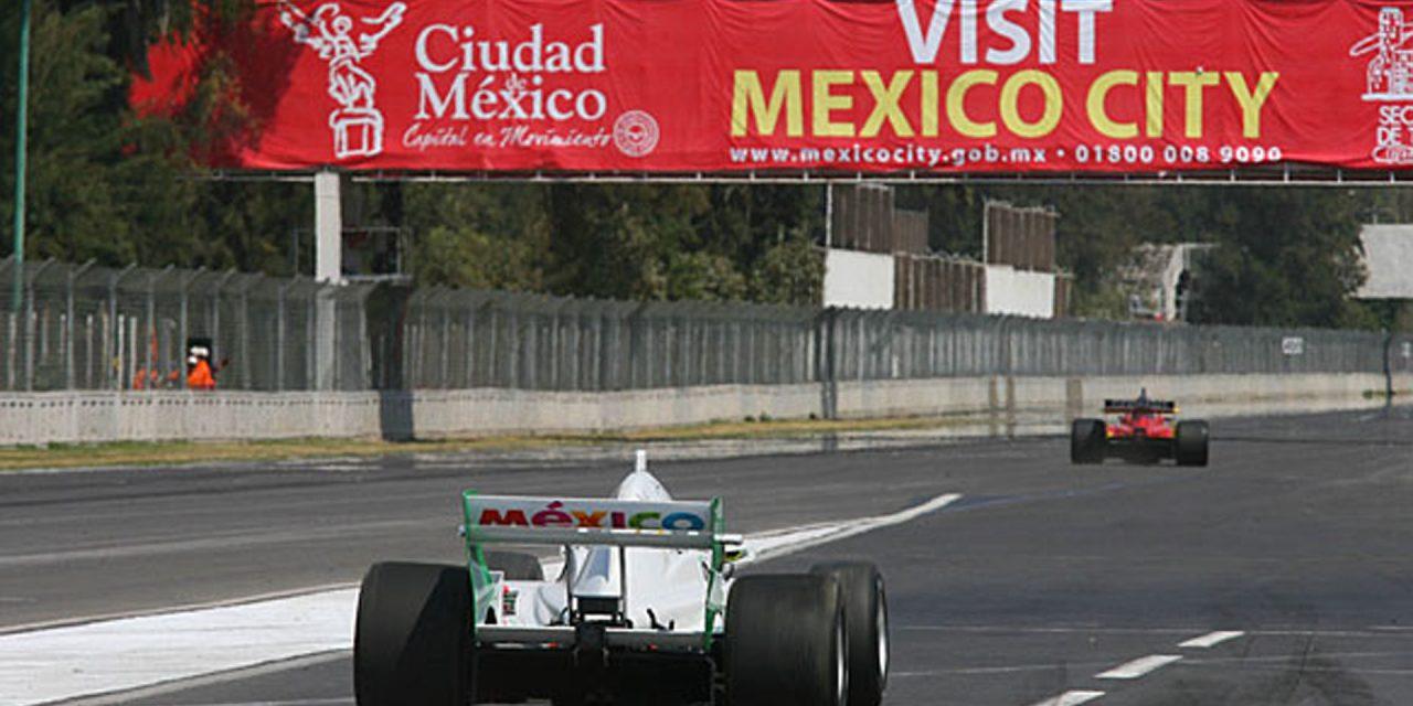 Lewis Hamilton se corona en la F1 en el Gran Premio de México