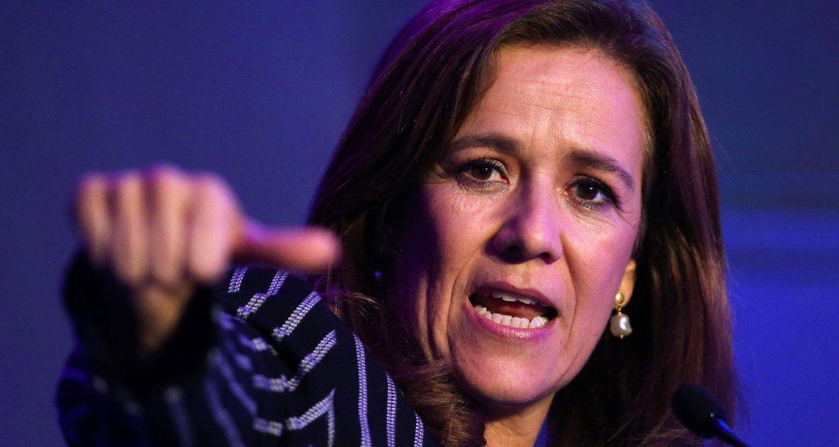 Margarita Zavala se registra este jueves 11am  como independiente