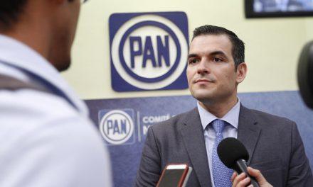"""Mauro Guerra: Señaló que durante la administración del """"Bronco"""" solo han tenido retrocesos."""
