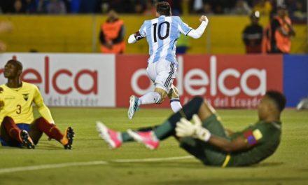 Leo Messi: El héroe de la Argentina