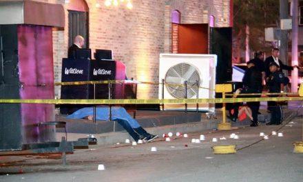 Matan a expolicía federal afuera de bar en Col. San Jerónimo