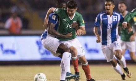 México cae 2-3 ante Honduras que va al repechaje por el boleto para Rusia 2018