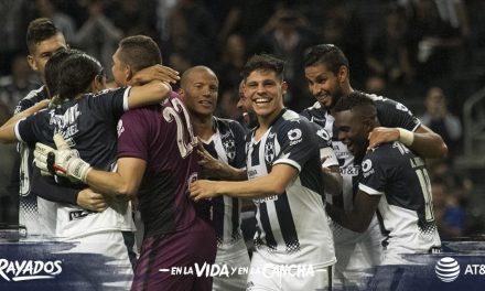 En tanda de penales Monterrey pasa a cuartos de final en la Copa Mx.