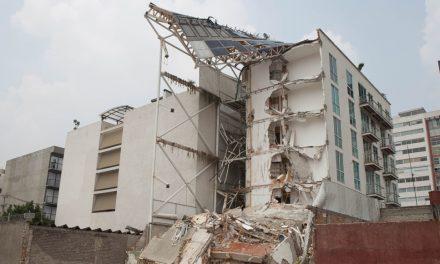 Detienen a dueño de edificio colapsado Zapata 56 donde mueren dos personas en la CDMX