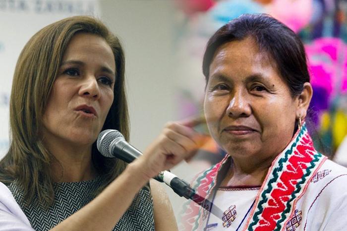 Zavala y Marichuy lideran firmas en candidaturas #Independientes2018