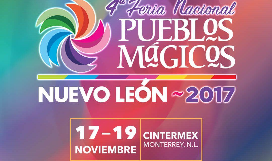 Comienza la 4ª Feria de los Pueblos Mágicos en Monterrey