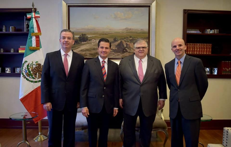 Alejandro Díaz de León nuevo Gobernador del Banco de México.