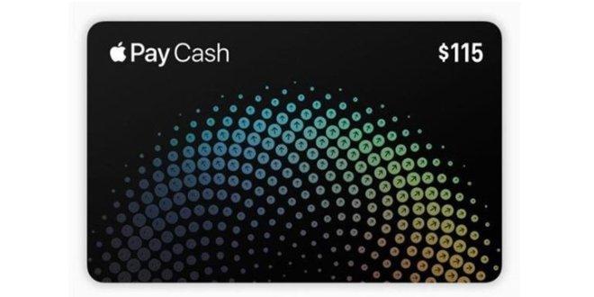 Apple Pay Cash para enviar y recibir dinero.