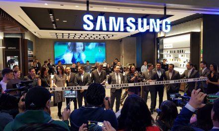Inauguran en CDMX Samsung Experience Store.