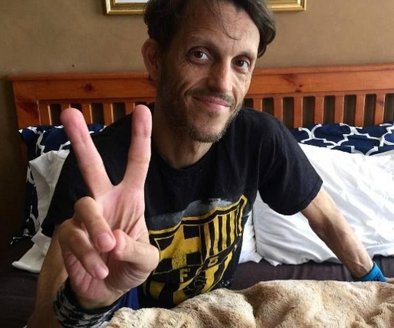 Fallece Blanquito Man tras luchar contra cáncer.