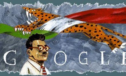Google celebra el natalicio de José Clemente Orozco.