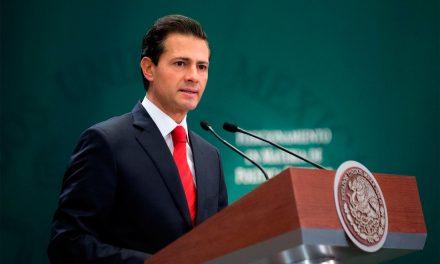 Los últimos meses de Peña Nieto