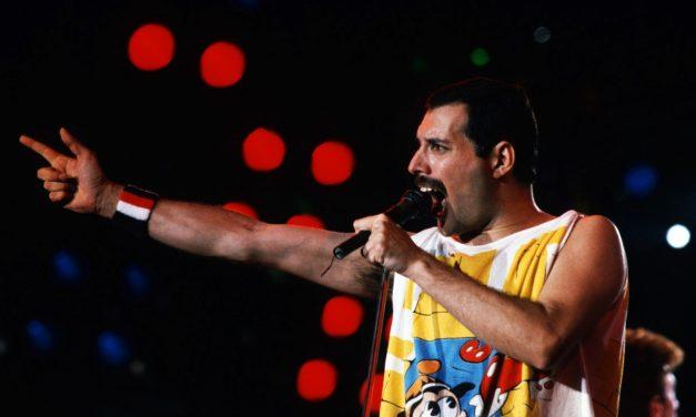 26 años sin la mejor voz del rock mundial.