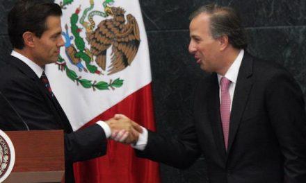 José Antonio Meade deja la Secretaria de Hacienda, será candidato presidencial por el PR