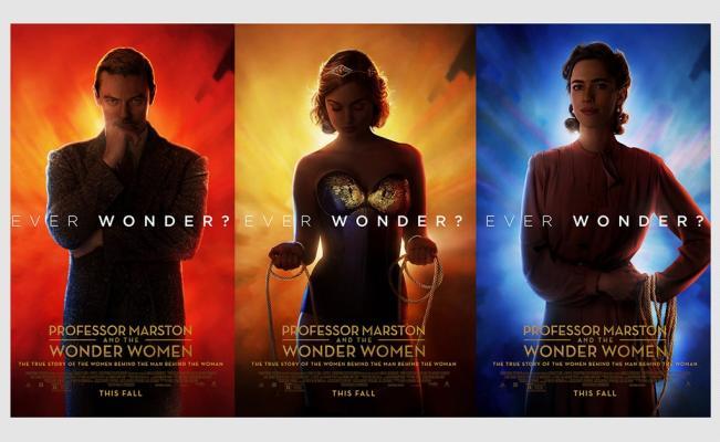 Crítica de Cine: Professor Marston & the Wonder Women