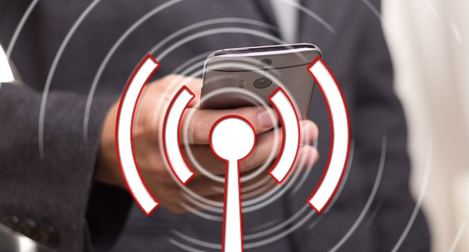 El futuro del WIFI por conectividad infrarrojo.