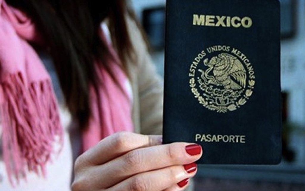 NUEVOS PRECIOS PARA ADQUISRIR PASAPORTE MEXICANO