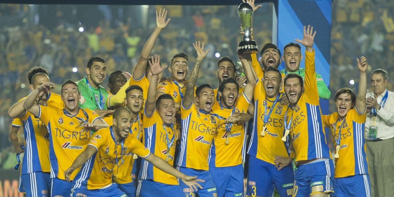 Tigres Campeón ante Rayados.
