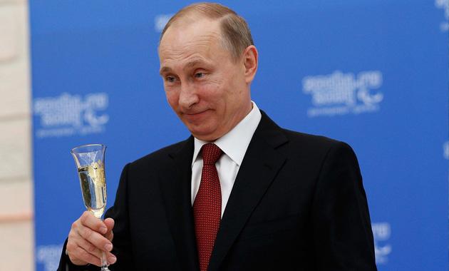 VLADIMIR PUTIN BUSCARA REELECCION DE PRESIDENCIA RUSIA