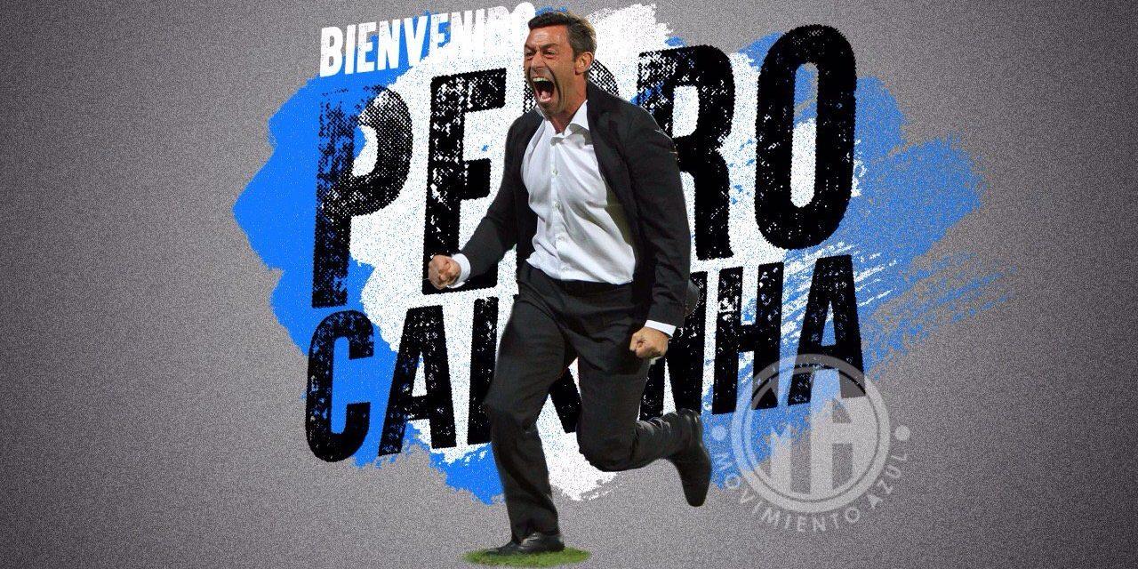 Pedro Caixinha nuevo entrenador del Cruz Azul