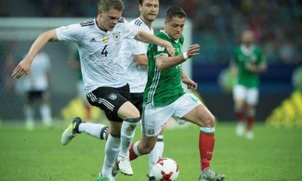 México abrirá el mundial de Rusia 2018 frente a los Alemanes.