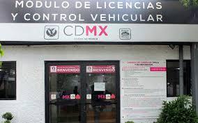 ELIMINA CDMX PRUEBAS PARA OBTENER LICENCIAS DE CONDUCIR.