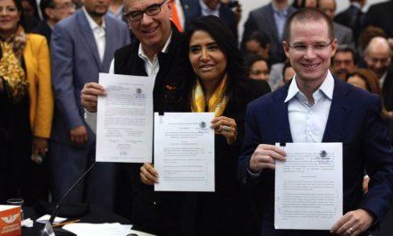 PAN A PRESIDENCIA, PRD SENADO Y CDMX, AFIRMA LÍDER DE MOVIMIENTO CIUDADANO