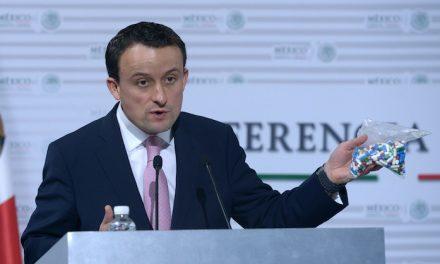 Mikel Arriola, dio a conocer sus intenciones de contender por la candidatura para Jefe de Gobierno en la Ciudad de México