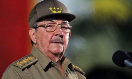 RAÚL CASTRO PRESIDENTE DE CUBA HASTA EL 19 DE ABRIL DE 2018