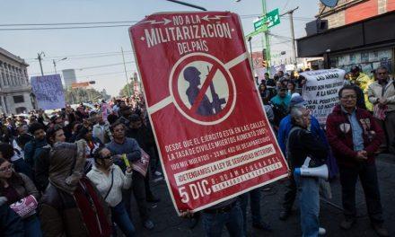 LLAMAN A DIÁLOGO NACIONAL CONTRA LEY DE SEGURIDAD INTERIOR
