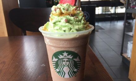 STARBUCKS LANZA EN MÉXICO THE CHRISTMAS TREE FRAPPUCCINO BLENDED CRÈME.