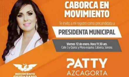 Publican video de desnudo de pre-candidata a Alcaldía de Caborca, Sonora.