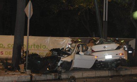 Condenan a 9 años de prisión al conductor del BMW que se estrelló en Paseo de la Reforma