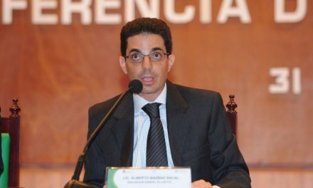 Alberto Bazbaz Sacal nuevo director del CISEN.