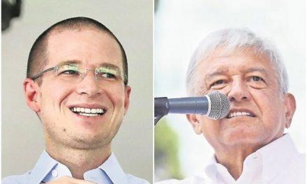 La competencia por la Presidencia de México será entre AMLO y yo: Ricardo Anaya.