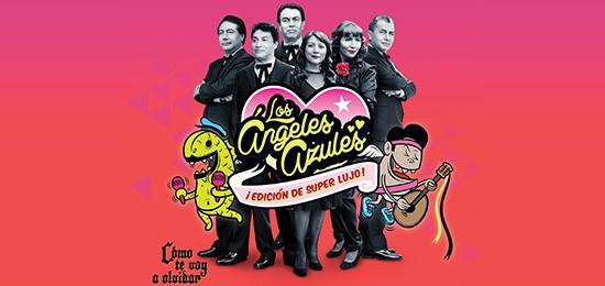 LOS ANGELEZ AZULES INVITADOS AL FESTIVAL DE COACHELLA 2018