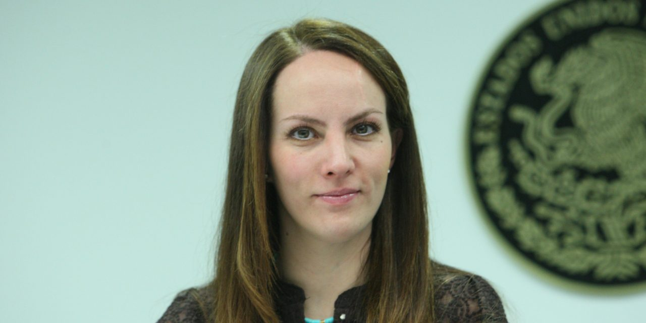 Morena respaldará a la legisladora panista Gabriela Cuevas.