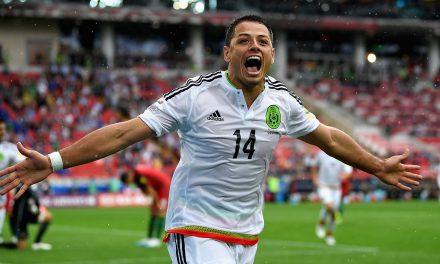 Javier Chicharito Hernández transferible, suenan ofertas de la MLS y la Liga Mx.