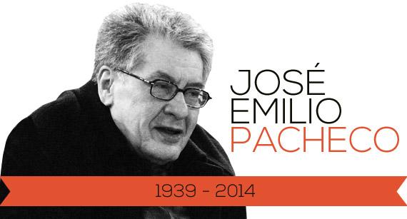 José Emilio Pacheco a 4 años de su muerte