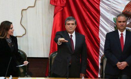 MANUEL GONZALEZ GOBERNADOR INTERINO DE NUEVO LEON