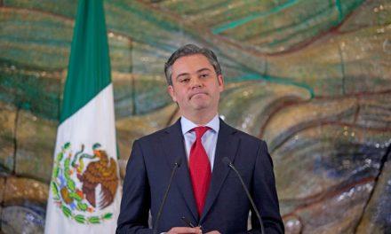 Aurelio Nuño Mayer declara preocupación por supuesta intervención de Rusia en proceso electoral y apoyo a AMLO