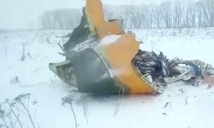 Accidente aéreo en Rusia deja 71 muertos