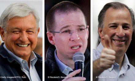 Ratificados los 3 candidatos de PRI, PAN y MORENA