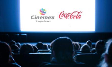 Cinemex dice adiós a Pepsi.