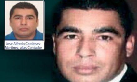 """CAPTURAN A """"EL CONTADOR"""" LIDER DEL CARTEL DEL GOLFO EN MATAMOROS"""