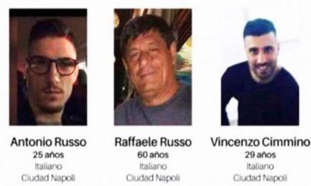 Italianos desaparecidos en Jalisco vendidos al crimen organizado por 43 euros.