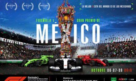 Poster del Gran Premio de México recibe infinidad de halagos por parte de Redes Sociales.
