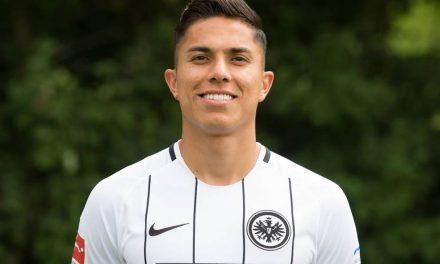 Carlos Salcedo lesionado, mantiene positivismo