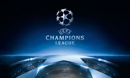 Se realiza sorteo de la Champions League