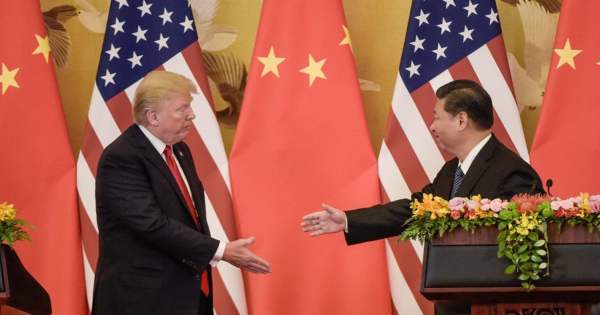 Trump pone aranceles a China.